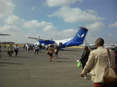 Somow MD Silvestone Air disrupting Kenya Air Services Industry
