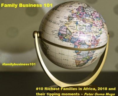Richest Families in Africa 2018