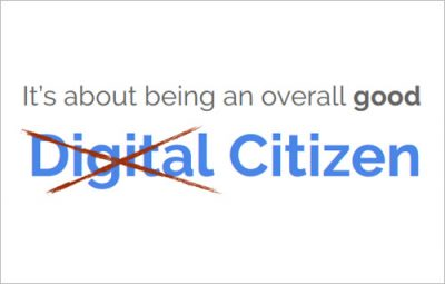 Responsible digital citizen family business consultants Escapte from Short sightedness oumamuga voice